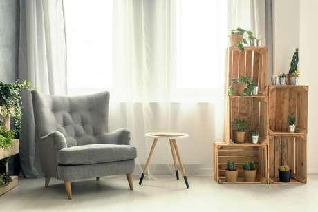 Caixotes de feira d o ar r stico para a decora o confira for Arredamento casa como