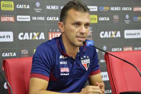 (Foto: Paulo Marcos / Atlético-GO)