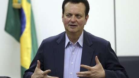 Segundo um importante articulador do Planalto na Câmara, o presidente do PSD, o ministro Gilberto Kassab, não teria verdadeiro controle sobre seus deputados   Foto: Antonio Cruz/Ag. Brasil