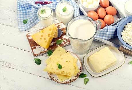 Los productos lácteos pueden ser considerados como una medida preventiva contra la caries dental