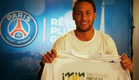 SBT confirma especial com Neymar Jr. para a próxima terça