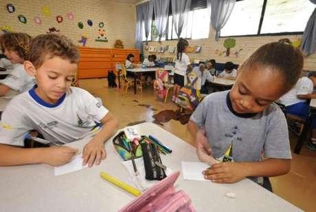 O documento aprovado hoje vai orientar estapas da educação infantil e do ensino fundamental