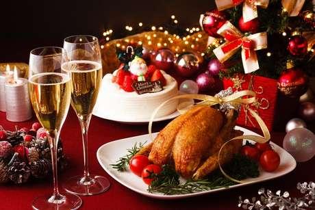 Confira as nossas dicas para ter uma ceia de Natal mais light