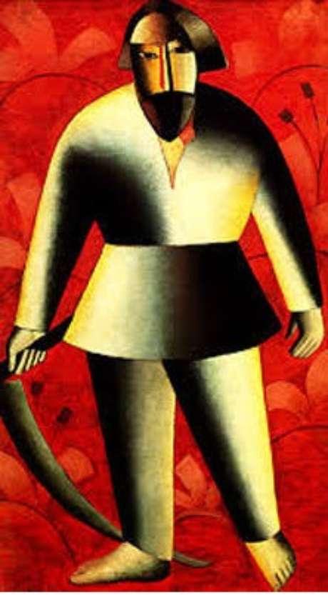 O camponês (Malevich)