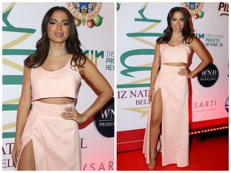 Anitta (Fotos: Thiago Duran/AgNews)