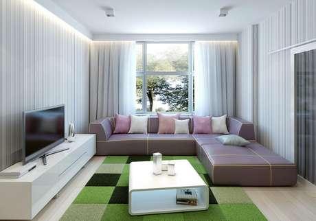 De vários estilos e modelos, cortinas podem dar charme ao ambiente