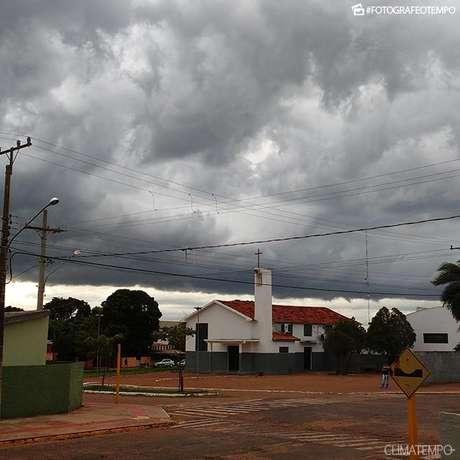 Previsão é de muita chuva em Mato Grosso até o Natal