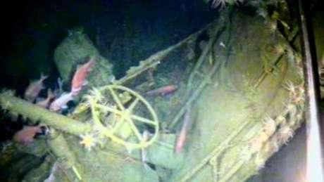 No total, foram realizadas 13 expedições para encontrar o submarino | Foto: Governo da Austrália