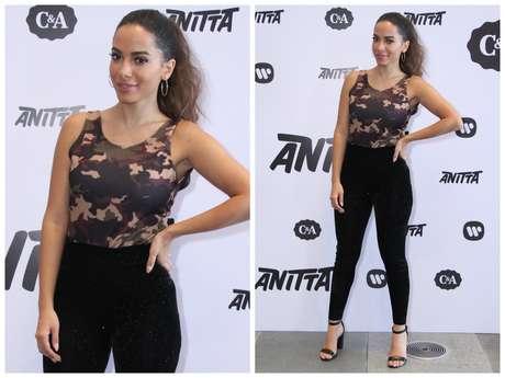 Anitta (Fotos: Wallace Barbosa/AgNews)