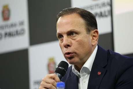 João Doria, ex-prefeito de São Paulo