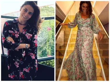 Giovanna Antonelli (Fotos: Instagram/Reprodução)