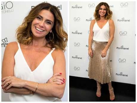 Giovanna Antonelli (Fotos: Fabiano Silva/AgNews)