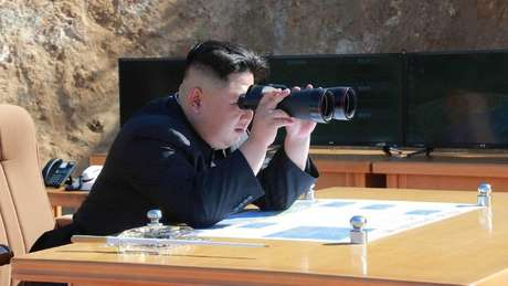 O regime de Kim Jong-un tem feito diversas ameaças