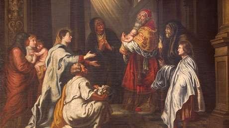 Evangelhos não mencionam a data do nascimento de Jesus, que foi estabelecida pelo papa só no século 4º | Foto: Getty Images