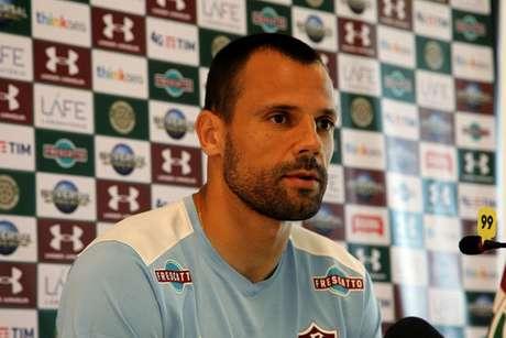 Fluminense anuncia dispensa de oito jogadores; Wellington Silva está na lista