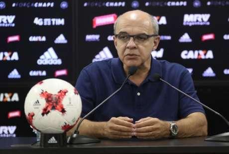 Presidente revelou que não tem tido conversas com o treinador, mas espera por ele em 2018 (Foto: Gilvan de Souza/Flamengo)