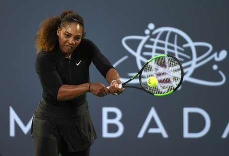 A tenista norte-americana Serena Williams comunicou na última semana a desistência de participar do Aberto da Austrália.