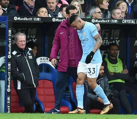 Crystal Palace trava Manchester City com empate a zero