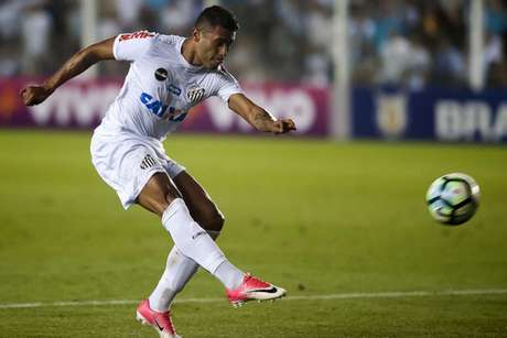 Kayke não fica no Santos para 2018 (Ivan Storti)