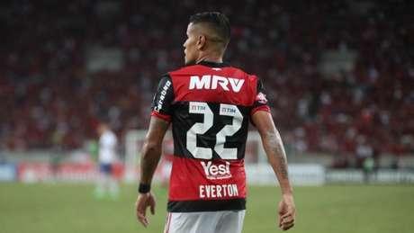 Everton é um dos principais nomes do time do Flamengo (Gilvan de Souza/Flamengo)