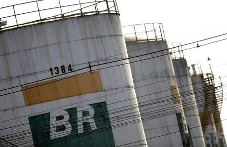 Tanques da Petrobras, em Brasília