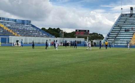 Água Santa e Espírito Santo estreiam com empate na Copinha 2018 (Foto: Divulgação/Espírito Santo FC)