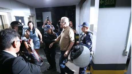 Condenado, o petista José Dirceu ficou um 1 ano e 9 meses preso, mas está solto desde maio deste ano por decisão do STF | Foto: Fabio Rodrigues Pozzebom/Ag. Brasil