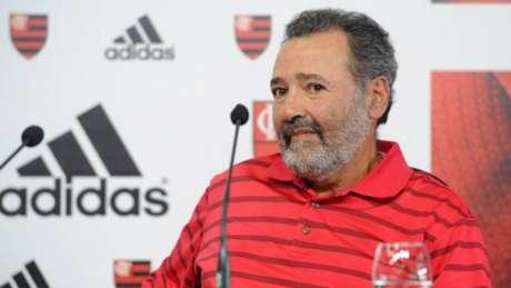Fred Luz falou sobre a novela envolvendo Reinaldo Rueda e Flamengo (Foto: divulgação)