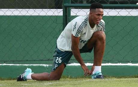 Mina vai se apresentar no Palmeiras na sexta-feira - Foto: Fabio Menotti/Ag Palmeiras/Divulgação
