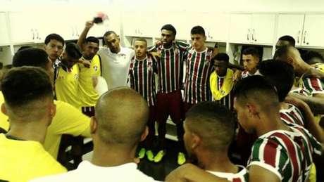 Fluminense estreou com vitória na Copa SP sub-20