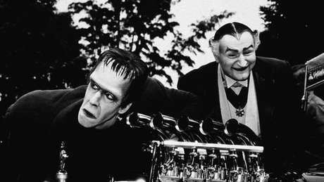 Seriado fez uma paródia do monstro de Frankenstein