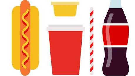Um teste revelou que as bebidas gasosas adoçadas fazem o corpo liberar em maior quantidade o hormônio da fome