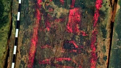 Uma das revelações descobertas foi o nome da múmia: 'Irethorru', que significa 'o olho de Horus está contra meus inimigos'