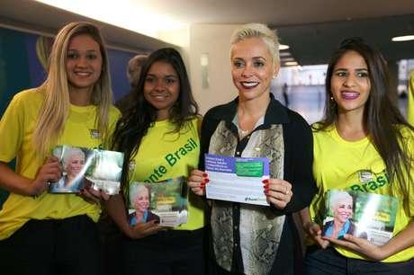 deputada Cristiane Brasil
