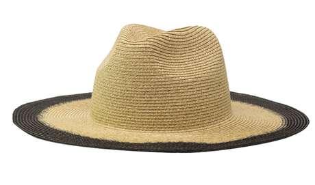 Chapéu com borda escura: R$ 288 (Foto: Divulgação)