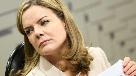 A presidente nacional do PT, senadora Gleisi Hoffmann (PR) pode se tornar uma das primeiras condenadas no STF | Foto: Marcelo Camargo/Ag. Brasil