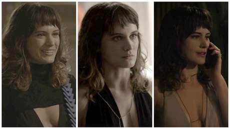 Três decotes sensuais (Fotos: TV/Globo/Divulgação)