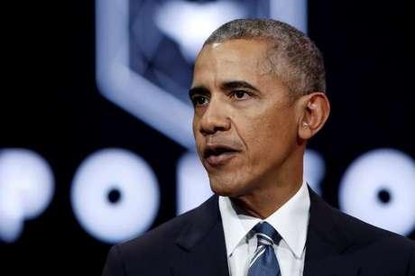 Ex-presidente dos EUA Barack Obama  02/12/2017 REUTERS/Benoit Tessier