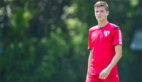 Atlético-MG encaminha acordo com o São Paulo para contratar Iago Maidana
