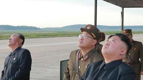 Objetivo de Kim Jong-un é transformar a Coreia do Norte em uma potência nuclear para frear uma suposta invasão norte-americana