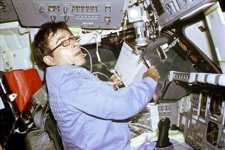 Young se tornou um dos astronautas mais bem-sucedidos na história do programa espacial norte-americano.