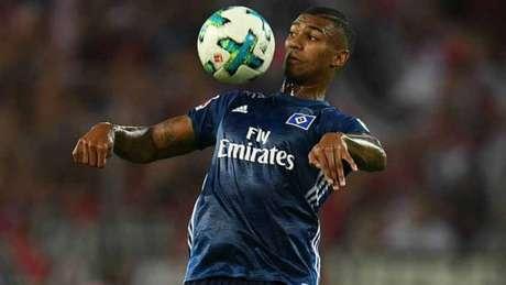 Walace interessa ao Flamengo, mas negociação é dificultada pelo Hamburgo (AFP)