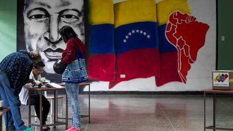 As eleições presidenciais na Venezuela são tradicionalmente realizadas em dezembro