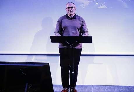 Mikhail Khodorkovsky, ex-diretor de uma petrolífera, passou dez anos atrás das grades antes de decidir sair da Rússia   Foto: Alamy