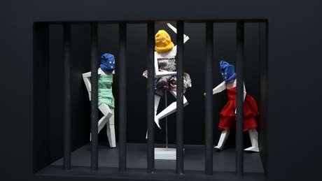 As Pussy Riot se transformaram em ícone da dissidência russa   Foto: EPA