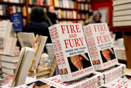 Autor de livro sobre Trump diz que suas revelações derrubarão presidente dos EUA