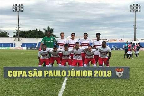 O Internacional venceu o Capital e se classificou na Copinha (Foto: Leonardo Fister)