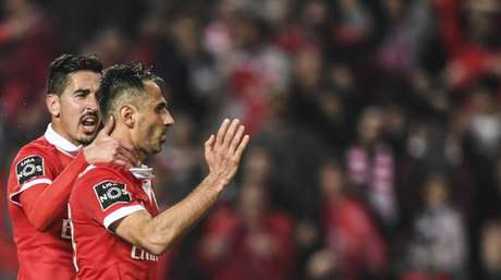 Jonas tem sete gols a mais que Aboubakar e Bas Dost (Foto: Patricia de Melo Moreira / AFP)
