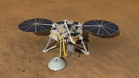 A missão InSight, da Nasa, vai monitorar os 'Marsquakes', que seriam os 'terremotos de Marte' | Foto: iStock