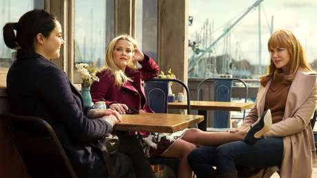 "Entre as categorias de TV, ""Big Little Lies"" foi a mais premiada, com 4 estatuetas"